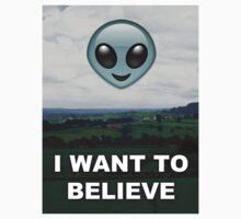 I WANT TO BELIEVE by 174georgia