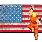 Ken - Street Fighter 2 - USA by JoelCortez