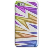 Voxel Triangles - CS:GO Skin (Rainbow Phase) iPhone Case/Skin