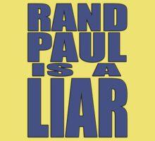 Rand Paul is a Liar Kids Clothes