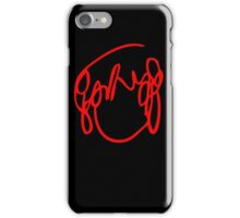 Scott Pilgrim VS the World - Have You Seen A Girl With hair Like This...Ramona Flowers RED iPhone Case/Skin