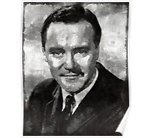 Jack Lemmon Hollywood Actor Poster