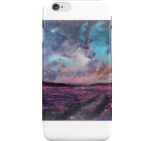 Field of dreams fine art iPhone Case/Skin