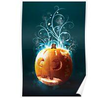 Magical Pumpkin Poster