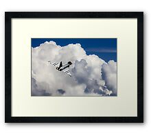 Typhoon Fighter  Framed Print