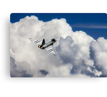 Typhoon Fighter  Canvas Print