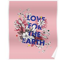 Love for the earth Poster