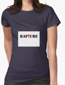 Rapture Womens Fitted T-Shirt