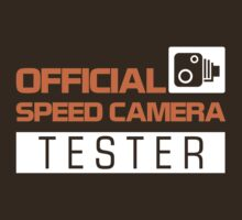 OFFICIAL SPEED CAMERA TESTER (3) by PlanDesigner