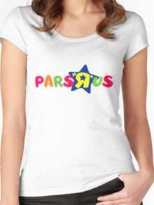 Pars r us (Tempa-T) Women's Fitted Scoop T-Shirt