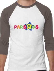 Pars r us (Tempa-T) Men's Baseball ¾ T-Shirt