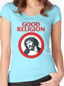 Good Religion Women's Fitted Scoop T-Shirt