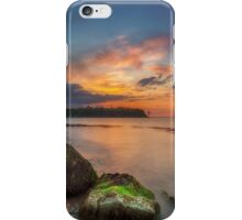 Fishbourne Beach Sunset iPhone Case/Skin