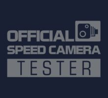 OFFICIAL SPEED CAMERA TESTER (5) by PlanDesigner