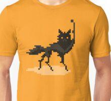 Canis Lupus (Pixel-art) Unisex T-Shirt