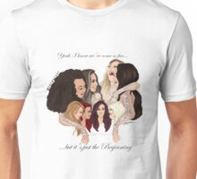 It's just the beginning - LM Unisex T-Shirt