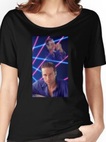Laser Duchovny Women's Relaxed Fit T-Shirt