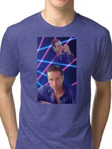 Laser Duchovny Tri-blend T-Shirt