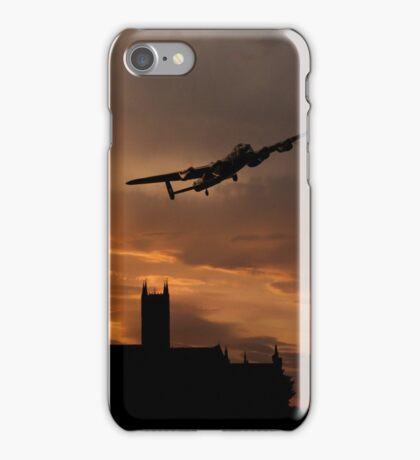 Lincolnshire Lancasters  iPhone Case/Skin