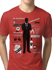 Sterling Archer — Quotes Tri-blend T-Shirt