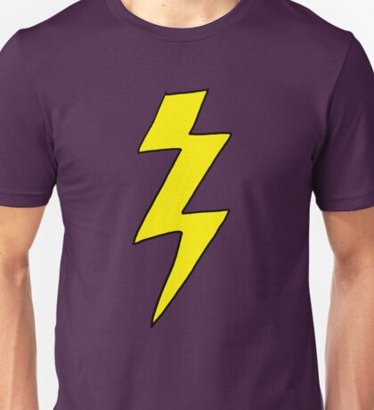 Scott Pilgrim VS the World - Lightning Bolt Shirt - Knives Chow Unisex T-Shirt