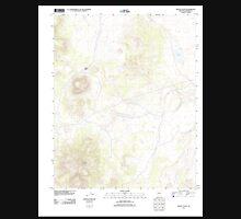 USGS TOPO Map Arizona AZ Mount Floyd 20111103 TM Unisex T-Shirt