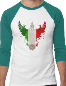 The Art Painting Of Italy Men's Baseball ¾ T-Shirt