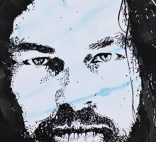 Leonardo DiCaprio - The revenant Sticker