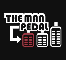 The Man Pedal (1) by PlanDesigner