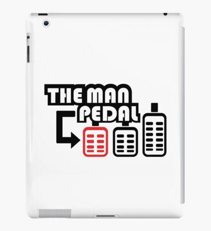 The Man Pedal (2) iPad Case/Skin
