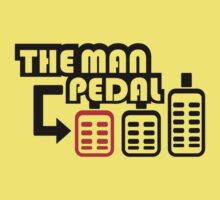 The Man Pedal (2) Kids Clothes
