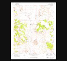 USGS TOPO Map Arizona AZ Indian Wells 311885 1973 24000 Unisex T-Shirt