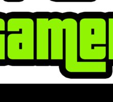 Supreme Gamer (Green) Sticker