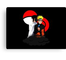 Two powers Canvas Print