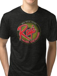 Ray's Music Exchange - Red Variant Tri-blend T-Shirt