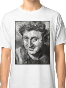 Gene Wilder Hollywood Actor Classic T-Shirt