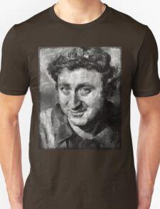 Gene Wilder Hollywood Actor Unisex T-Shirt