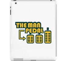 The Man Pedal (5) iPad Case/Skin