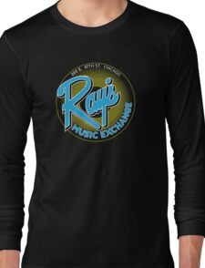 Ray's Music Exchange - Blue Variant Long Sleeve T-Shirt