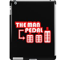 The Man Pedal (6) iPad Case/Skin
