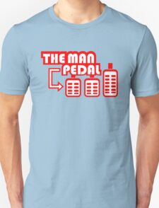 The Man Pedal (6) Unisex T-Shirt