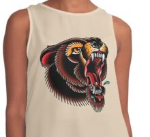 Traditional Mighty Bear Contrast Tank