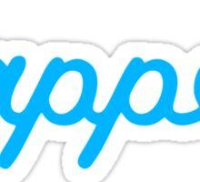 dapper (1) Sticker