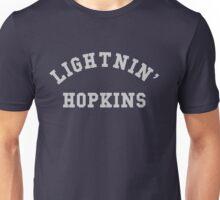 Lightnin' Hopkins Vintage College Logo Unisex T-Shirt