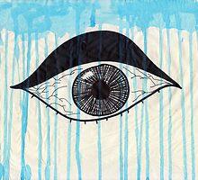 Crying Eye by Laurel Shada