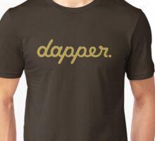 dapper (2) Unisex T-Shirt