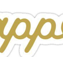 dapper (2) Sticker