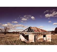 Abandoned Photographic Print