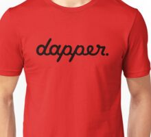 dapper (3) Unisex T-Shirt