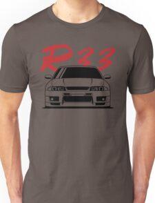 Skyline R33 GTR Unisex T-Shirt